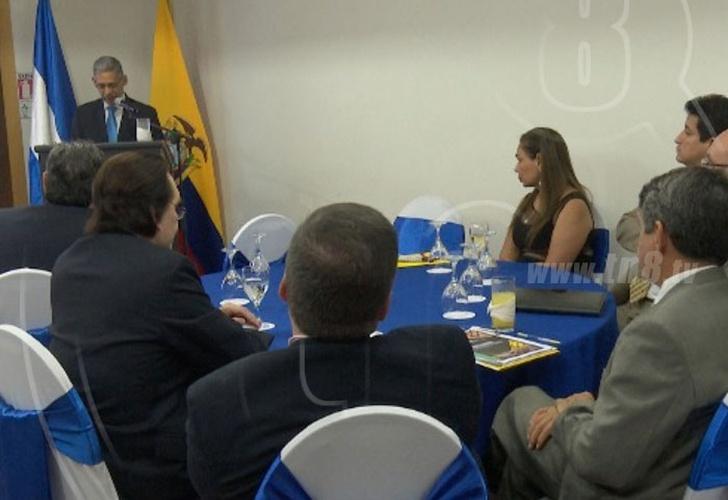Nicaragua y Ecuador suscriben acuerdo para exportar productos a la UE