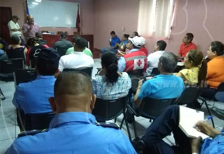 Reportan expulsión de cenizas del Volcán San Cristóbal de Nicaragua