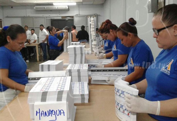 Avanzan preparativos en Nicaragua para elecciones municipales