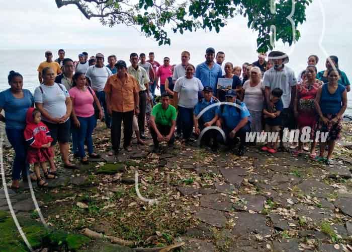 nicaragua, ometepe, manera, declaracion de parque ecologica, familias, autoridades,