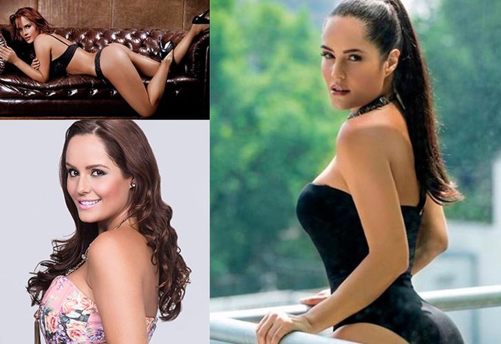 Ana Lucia hot boobs