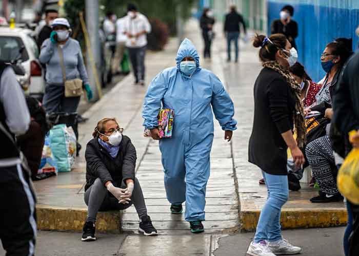 america latina, supera, muillon, casos, coronavirus, covid19, pandemia, brasil, mexico, chile, peru,
