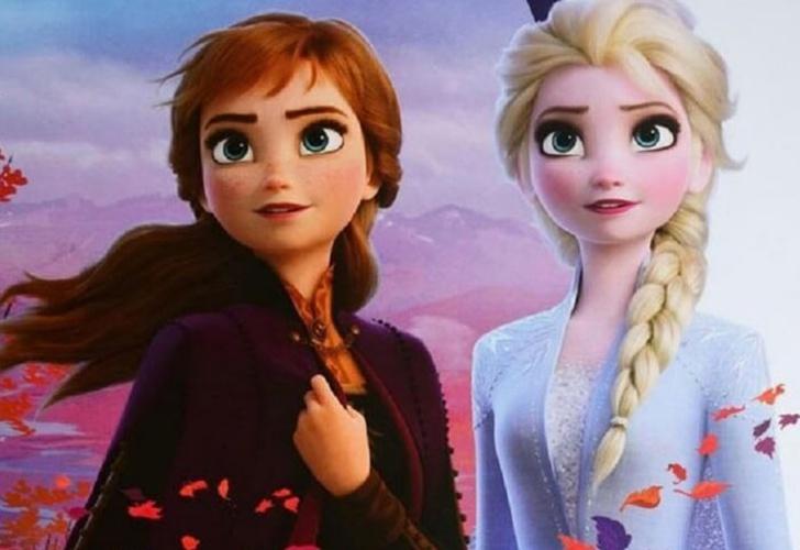 Revelan Nuevas Imagenes Y Personajes De Frozen 2 En El D23