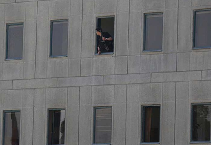 Atentados en Irán dejan al menos ocho muertos