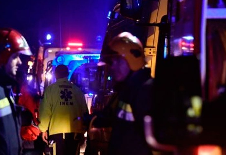 Ochos muertos y 36 heridos tras una explosión en una asociación portuguesa