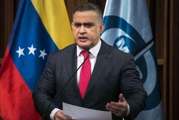 venezuela, fiscal general, tarek william saab, onu, michelle bachelet, sanciones, estados unidos,