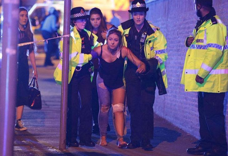 Ariana suspende todos sus conciertos tras la tragedia de Manchester