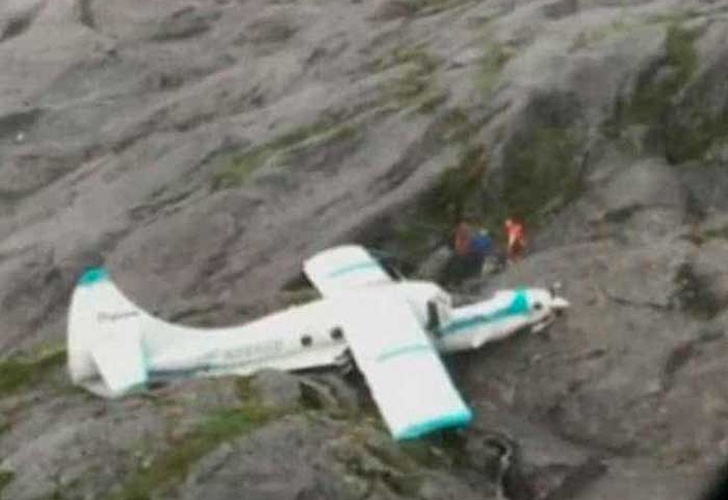 estados unidos, alaska, accidente, aviacion, seis fallecidos, turistas,