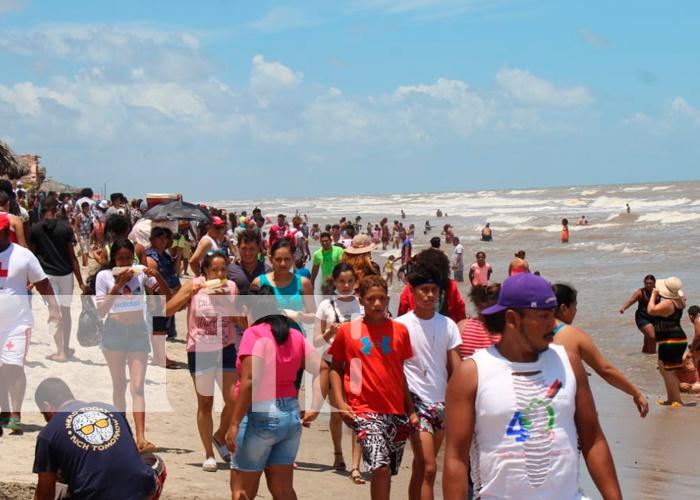 nicaragua, bluefields, familias, semana santa, turismo,