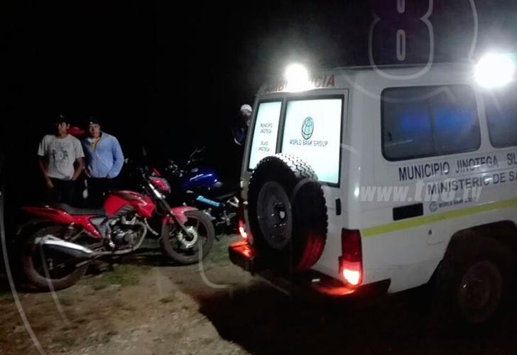 2 ahogados y 3 desaparecidos — Tragedia en Apanás