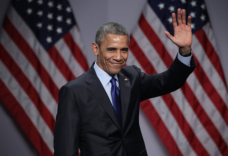 Obama se presentó para servir como jurado; no es seleccionado