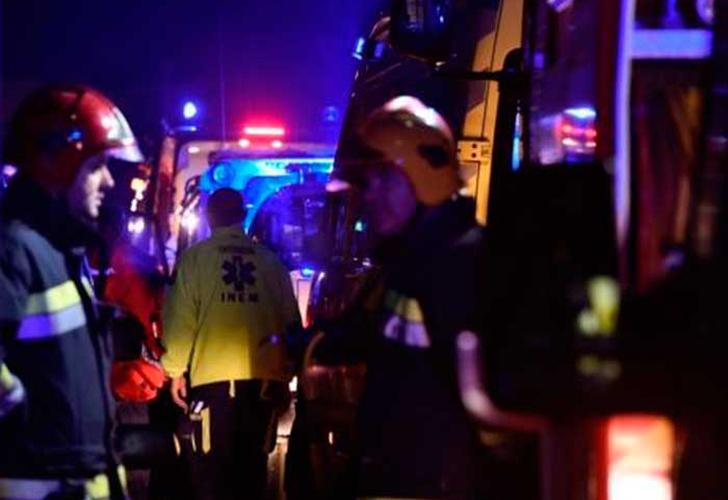 Incendio en centro cultural deja 8 muertos en Portugal