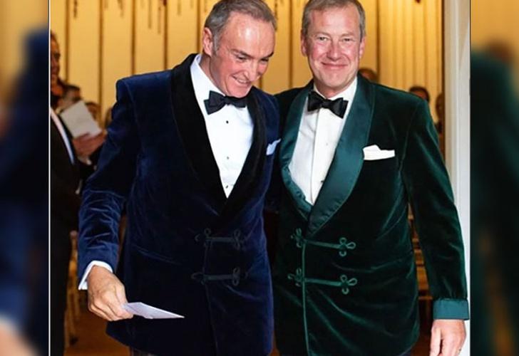 Celebran la primera boda gay de la realeza británica