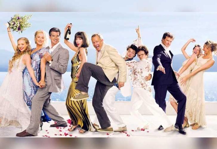 Mira el primer tráiler de 'Mamma Mia! Here we go again'