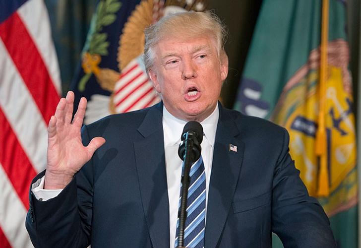Mi posición sobre el muro no cambió: Trump
