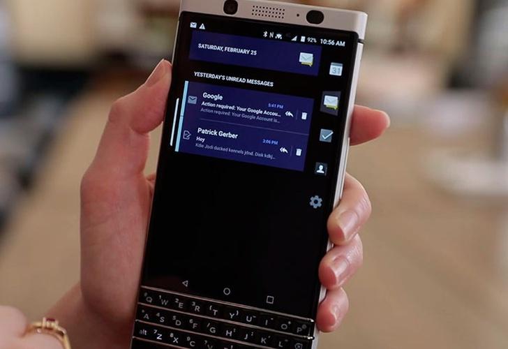 BlackBerry KEYone: Anuncian fecha de lanzamiento