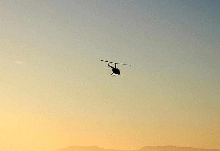 Mueren 13 soldados turcos en un accidente de helicóptero cerca de Irak