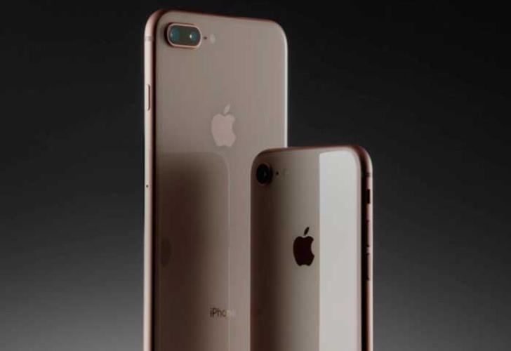Estas son las principales características del iPhone 8 y iPhone 8 Plus