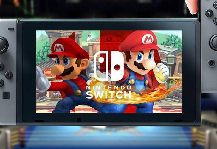 Ya es oficial: Super Smash Bros. llegará a Nintendo Switch