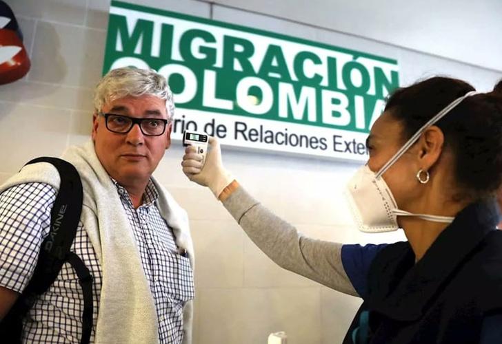Se confirman otros nueve casos positivos en Colombia, ya van 54