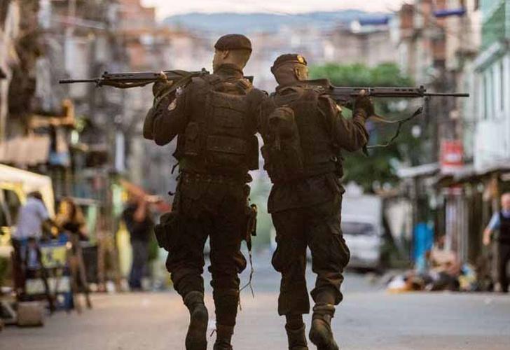 Policías matan a turista española en Río