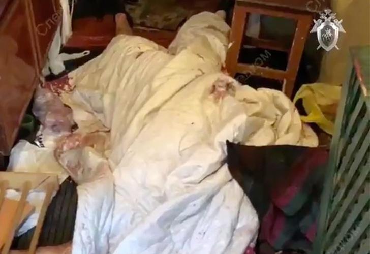 FUERTES IMÁGENES: Detienen a niña de 12 años acusada de canibalismo