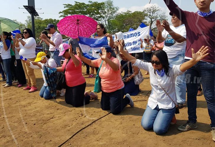 Resultado de imagen para iglesia cristiana en nicaragua