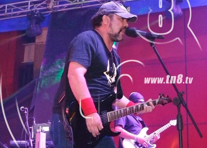 nicaragua, esteli, festival de rock, bandas nicaraguenses, leon, matagalpa,