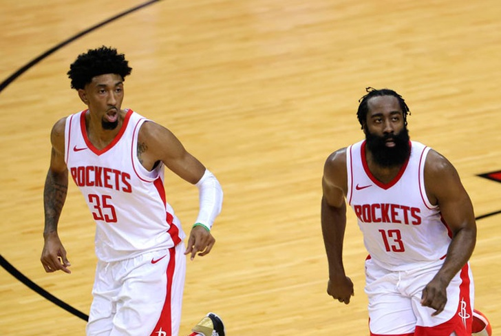 nba, houston, rockets, oklahoma, city, james, harden, baloncesto, pandemia,