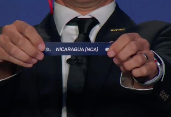 Presentan el certamen: Liga de Naciones de la Concacaf