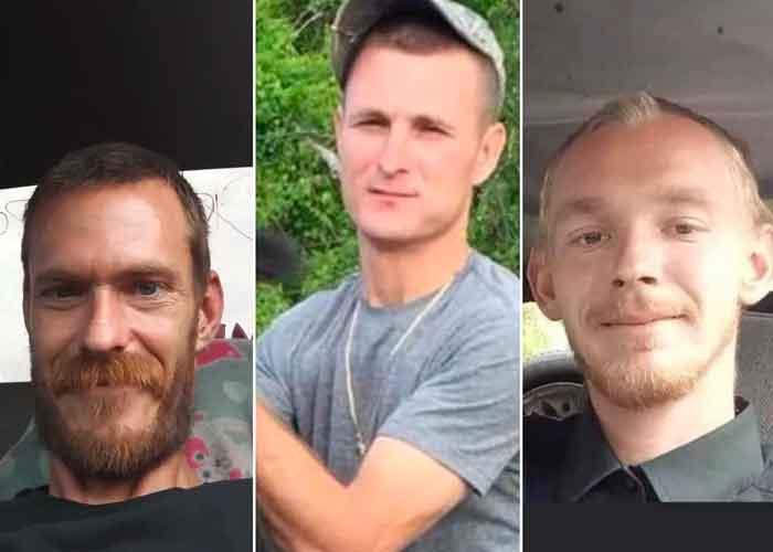 Asesinaron a tres amigos en un lago de Florida