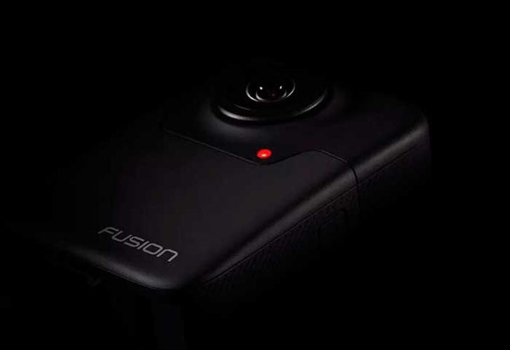 GoPro anunció una cámara que graba en 360°