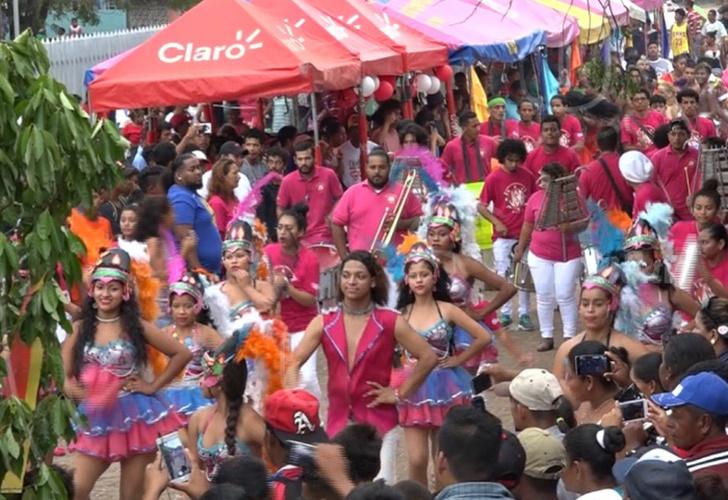 nicaragua, bilwi, maypole, fiestas finalizadas, identidad cultural,