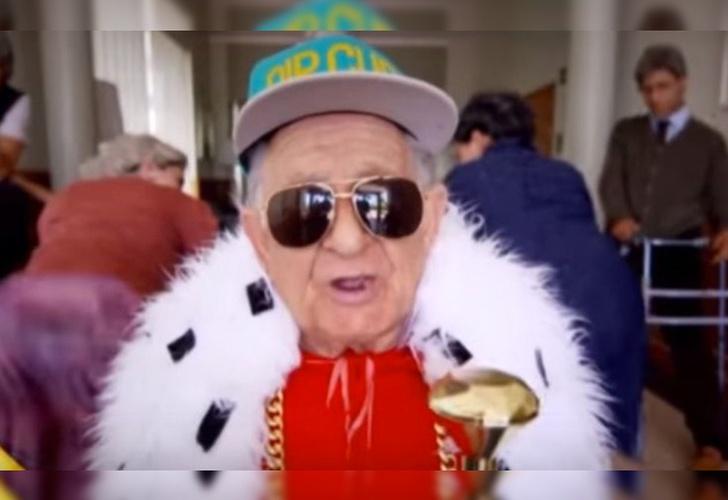 Conocé a Daddy Melquíades, el abuelo de 92 años que canta reggaetón