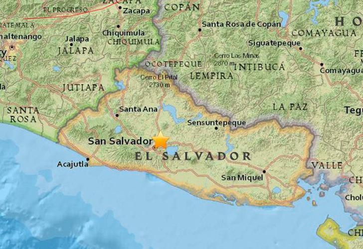 Sismo de magnitud 5,4 sacude Colombia