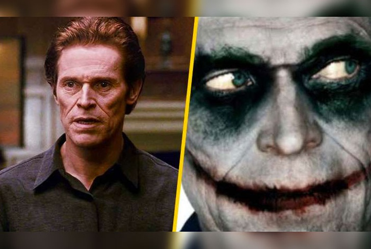 cine, pelicula, the batman, joker, actor willem dafoe,