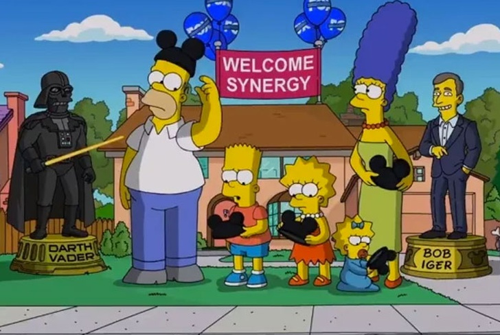 disney, los simpson, video, fox, compra,