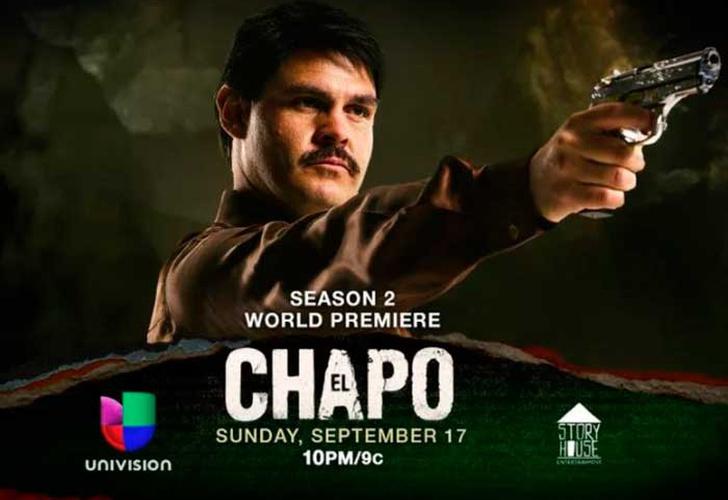 Univision emitirá la segunda temporada de El Chapo subtitulada en inglés