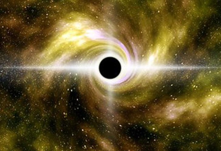 hallazgo, agujero negro, rapido crecimiento, universo,