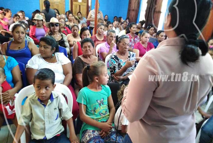 nicaragua, mateares, encuentro, mujeres productoras,