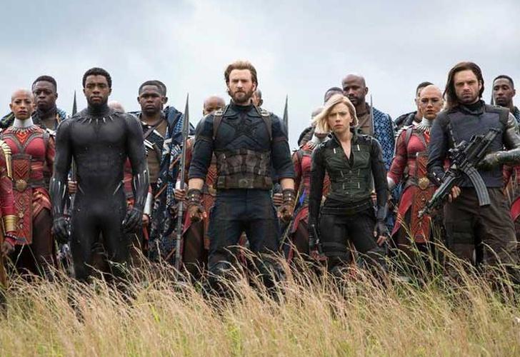 Infinity War' empieza a batir récords antes de su estreno — Avengers