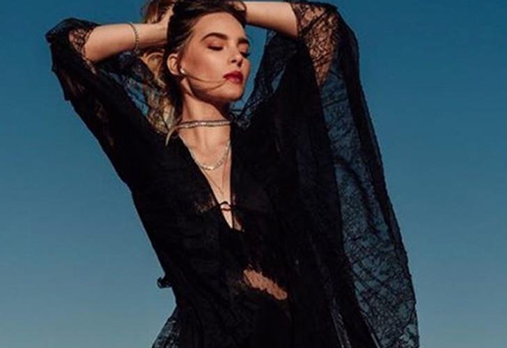 Critican a Belinda por 'copiar' el icónico look de Shakira