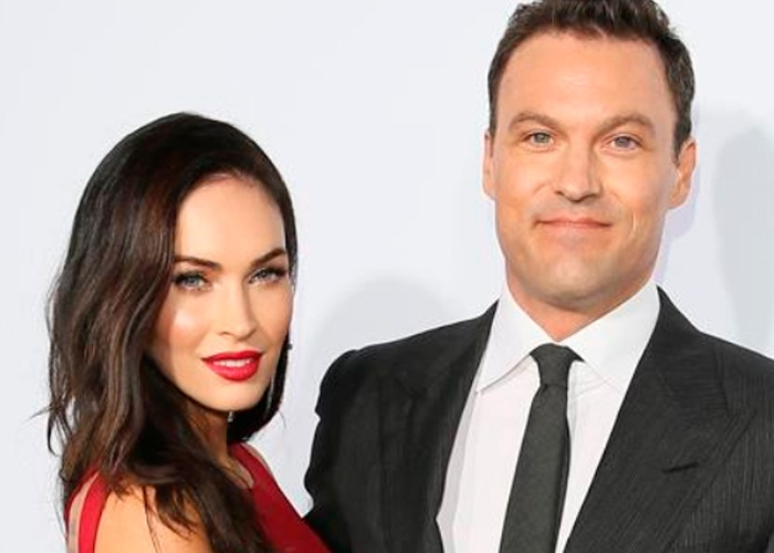megan fox, divorcio,  Brian Austin Green.