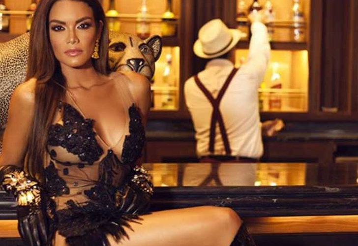 Bailar Al Revolucionó Rivera Instagram Mini Y Zuleyka En Bikini shrdxBtoQC