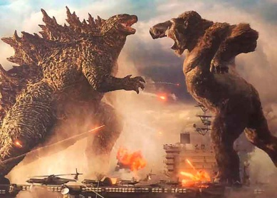 "¿""Godzilla vs. Kong"" se estrenará en streaming?"