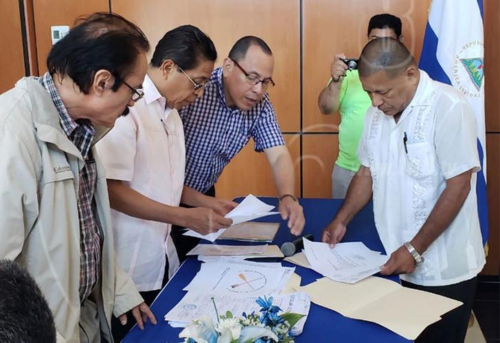 elecciones regionales, nicaragua, poder electoral, inscripcion de partidos, consejo supremo electoral, alianzas, marzo,