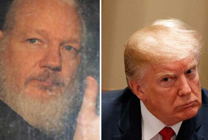 estados unidos, donald trump, julian assange, wikileaks, arresto,
