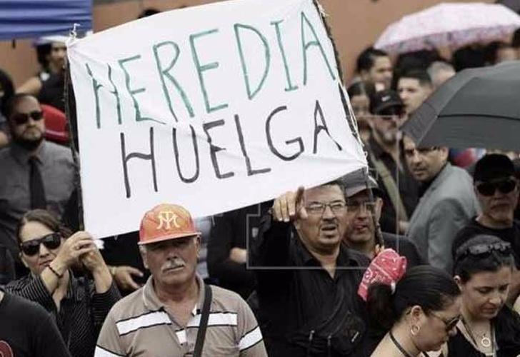 Empleados judiciales llevan 13 días en huelga contra reforma de pensiones — VENEZUELA