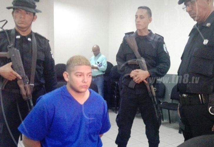 nicaragua, viper, juzgados, complice, asesinato, ciudad sandino, upoli,