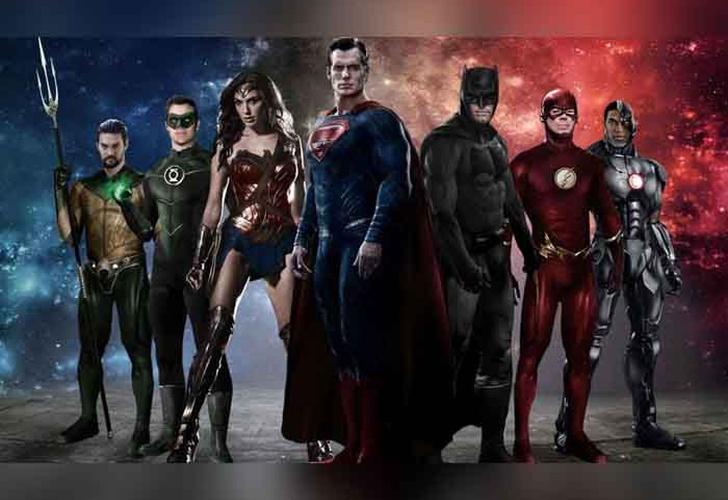 Presentan nuevo tráiler de Justice League en Comic-Con 2017